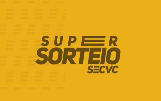 Resultado - Super Sorteio SECVC